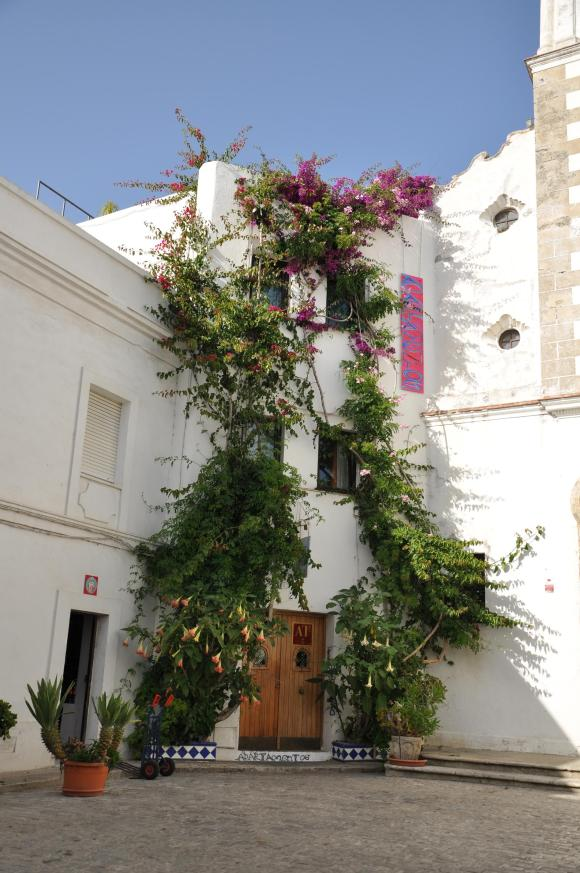 vejer cacading roof terrace