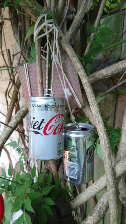 teenyblooming coke cans